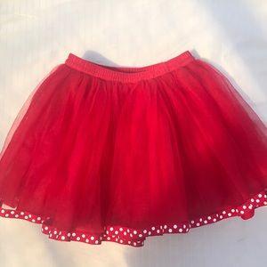 Gymboree Girls Tulle Skirt